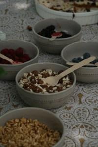 Cereali e piccoli frutti