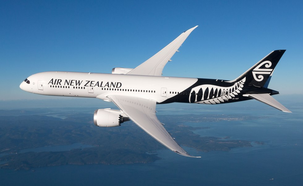 Air New Zealand Boeing 787-9