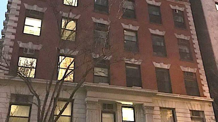 ニューヨークで伝説のレーサー・浮谷東次郎のアパートを訪問しました
