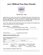 Parage Entry Form