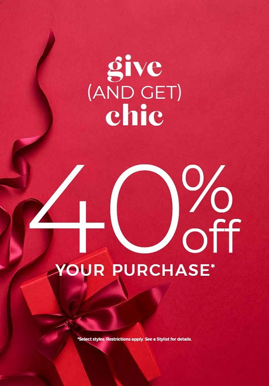 Chico's – Give (and get) Chic!