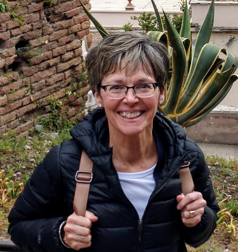 Pastor Marianne McMunn