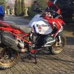 R1200 GS Dakar decals wrap