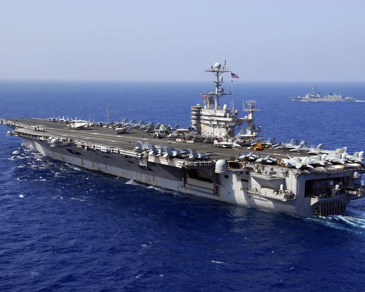 USS John C. Stennis
