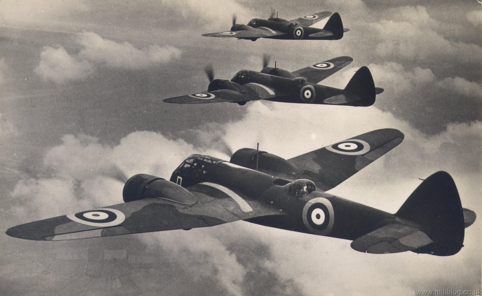bristol-blenheim-mk1-bombers.jpg (1645×1010)