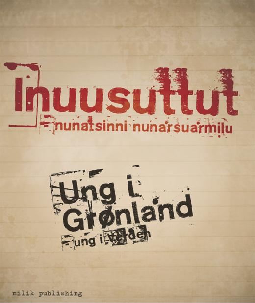 noveller, ungdom, grønland, greenland, milik publishing