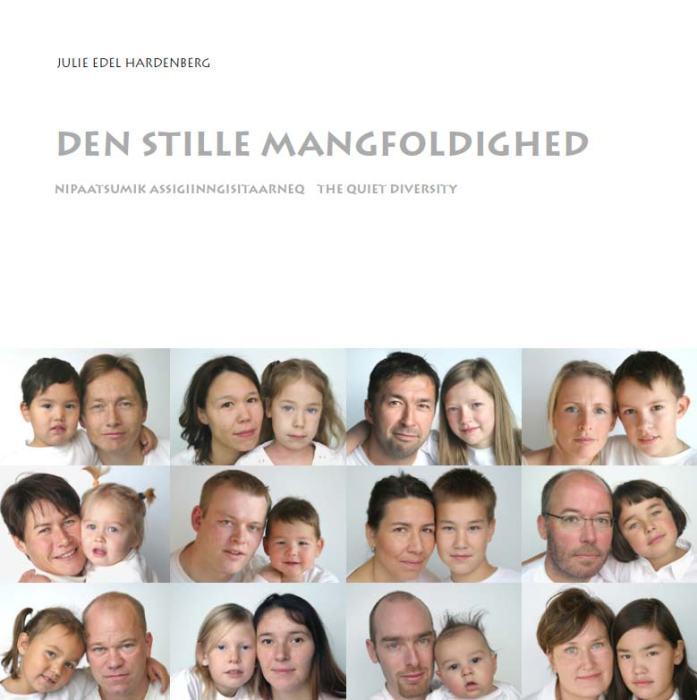 Julie Hardenberg, mennekser, bog, fotobog, grønland, greenland, milik