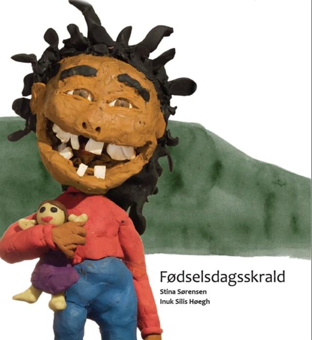 Collage, børnebog, grønland, greenland, milik