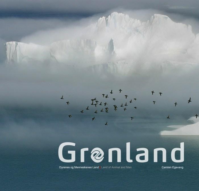 Fotobog, Carsten Egevang, grønland, greenland, milik