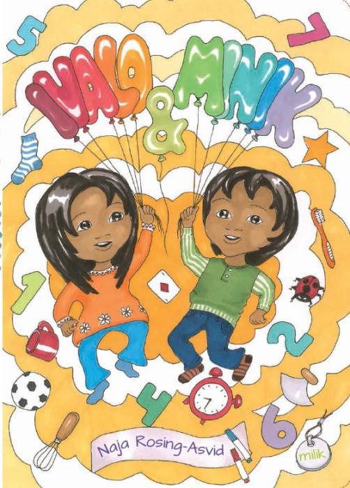 pegebog, børn, grønland, greenland, book, milik publishing