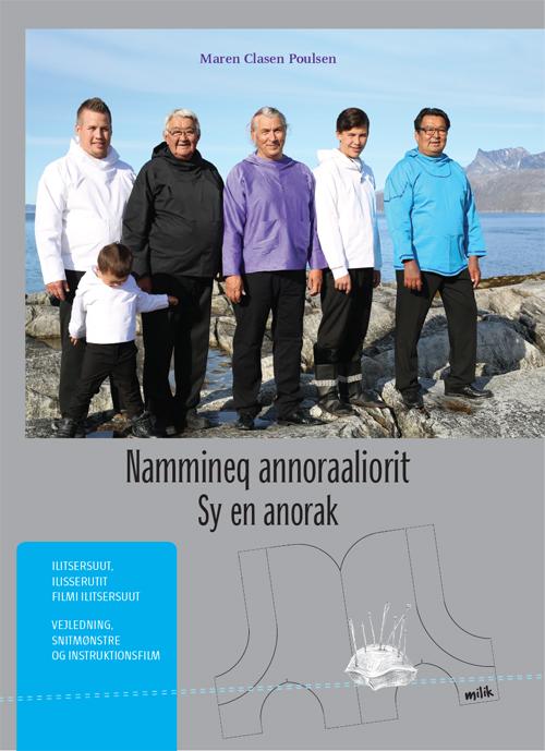 Anorak, syning, Grønland, milik