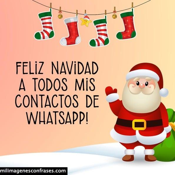 imágenes navidad WhatsApp
