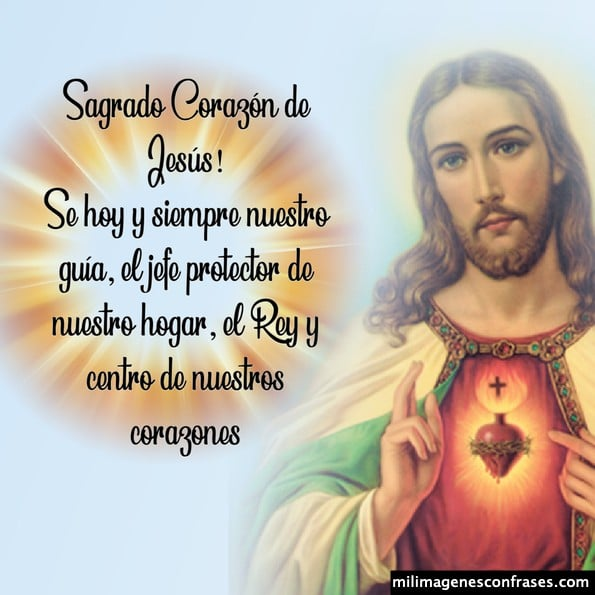 Sagrado corazón de jesús