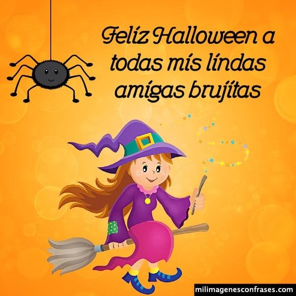 halloween para amigas brujas