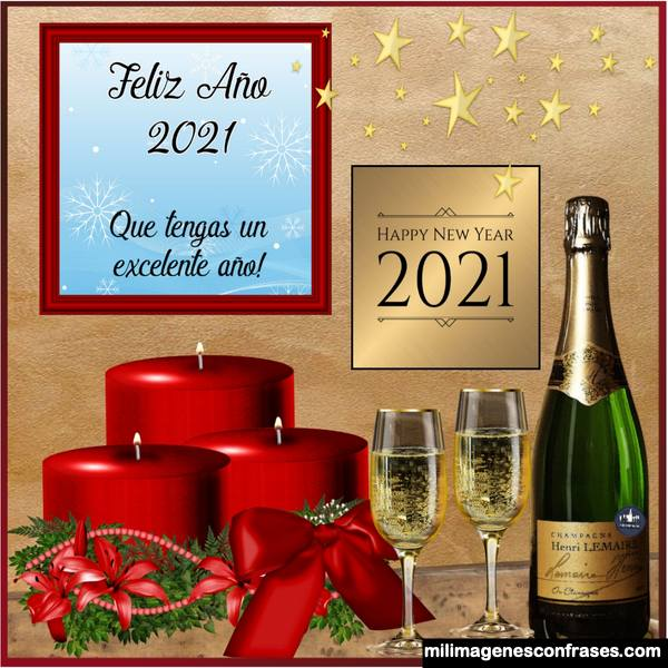 Imágenes Feliz Año 2021