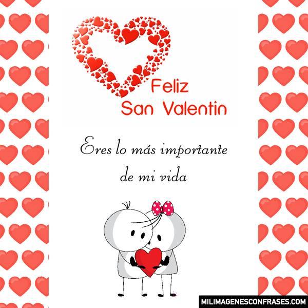tarjetas de feliz San Valentín
