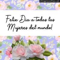 Imágenes del Día de la Mujer para descargar gratis