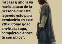 Imágenes de Jesús con bendiciones para tu muro de Facebook
