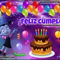 Imágenes de cumpleaños de Vampirina