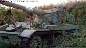 A Lebanese Army AMX-13/90