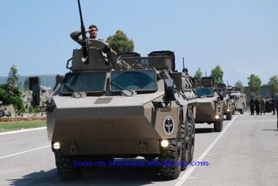 Lebanese ISF Information Branch VAB Mk.2, 06/2014