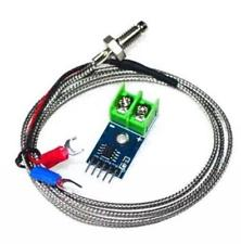 max6675 with thermocouple type K