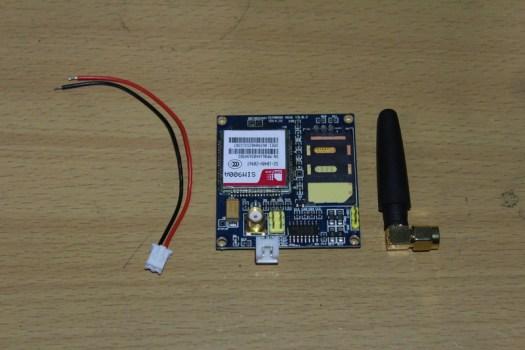 SIM900A module with arduino Tutorial - miliohm com