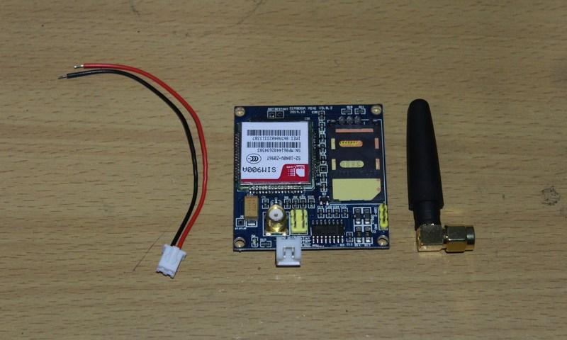 SIM900A module package