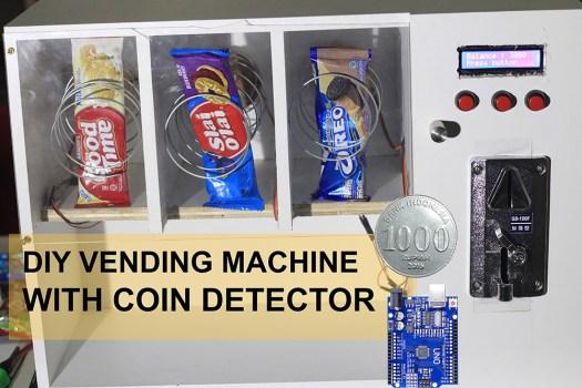 DIY vending machine