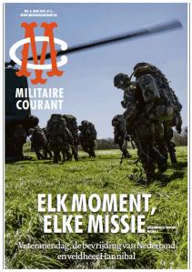Militaire Courant editie juni 2019
