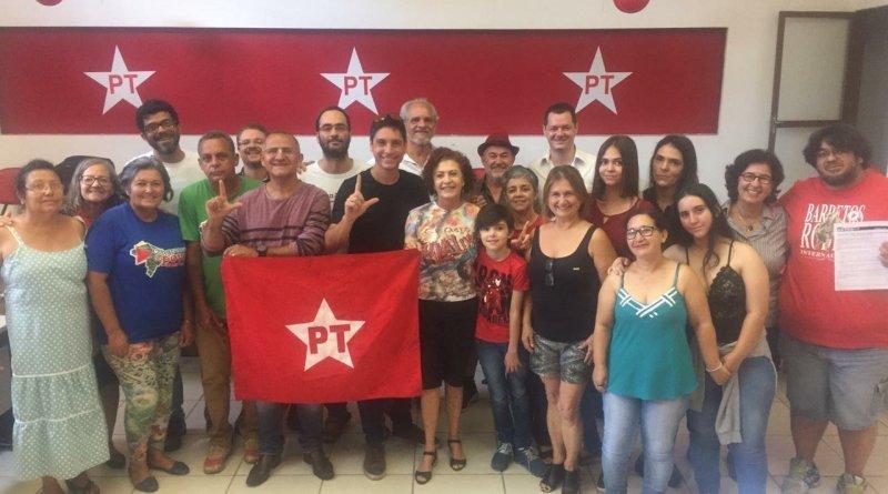 participantes do Encontro Estadual de Goiás em 27/04/19