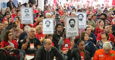 bancada do DAP no Congresso Estadual do PT SP