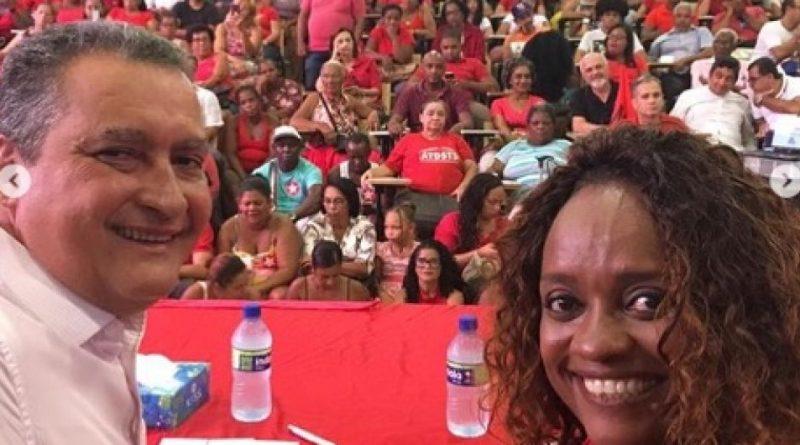 Rui Costa e Denice Santiago