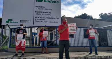 Não às demissões nas fábricas da Bahia