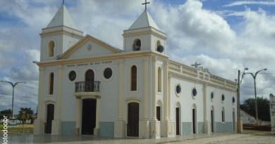 Itaiçaba - igreja