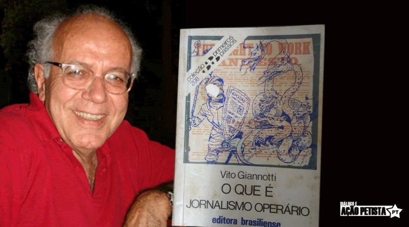 Capa - Vito Giannotti