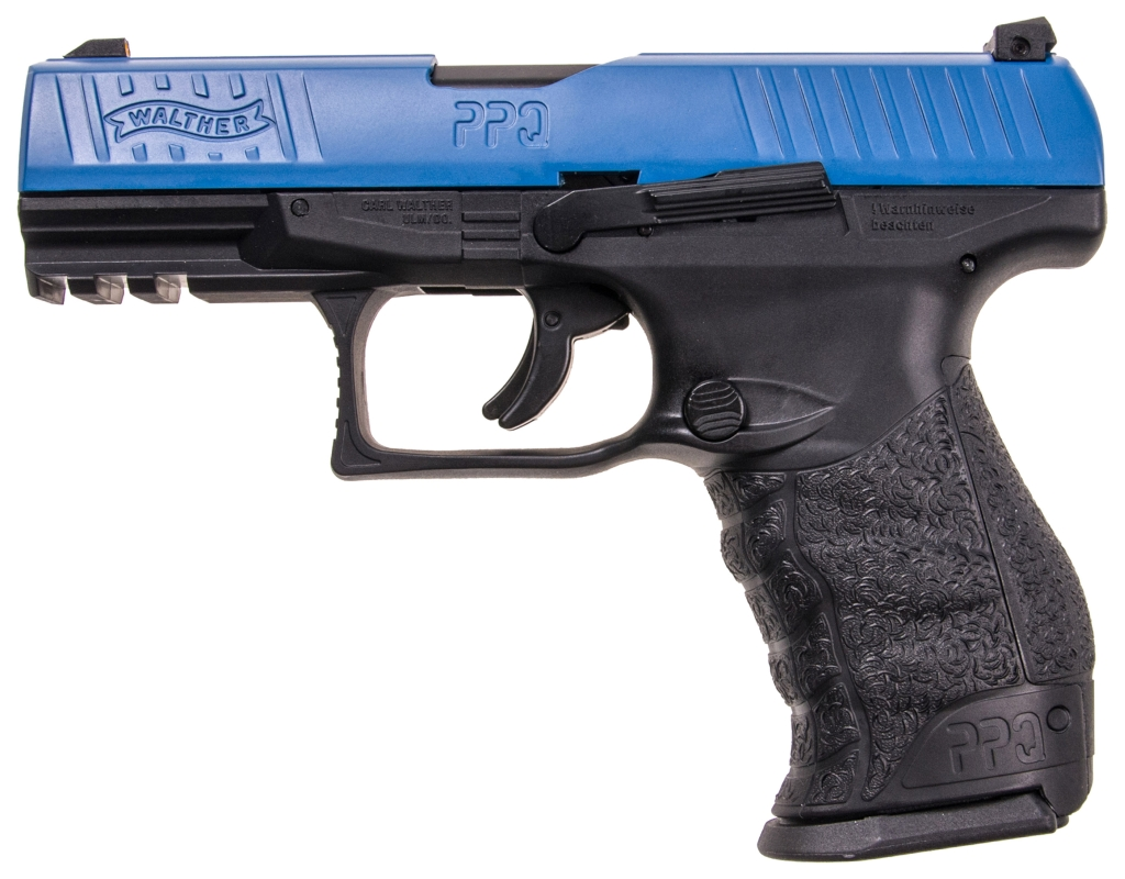 Samoobrona - pistolet na kule gumowe