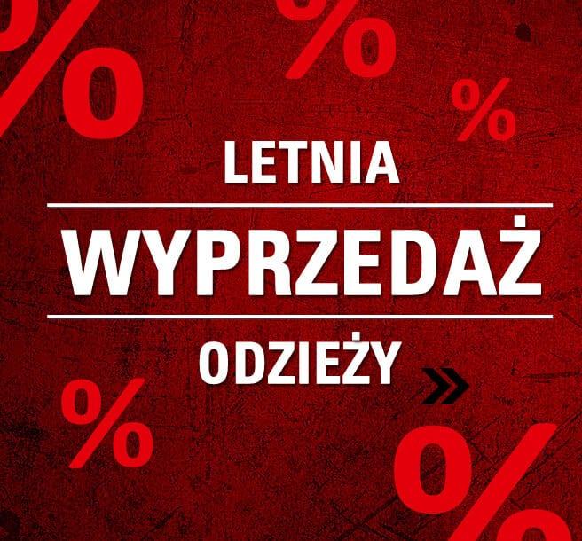 letnia wyprzedaż w militaria.pl 2016