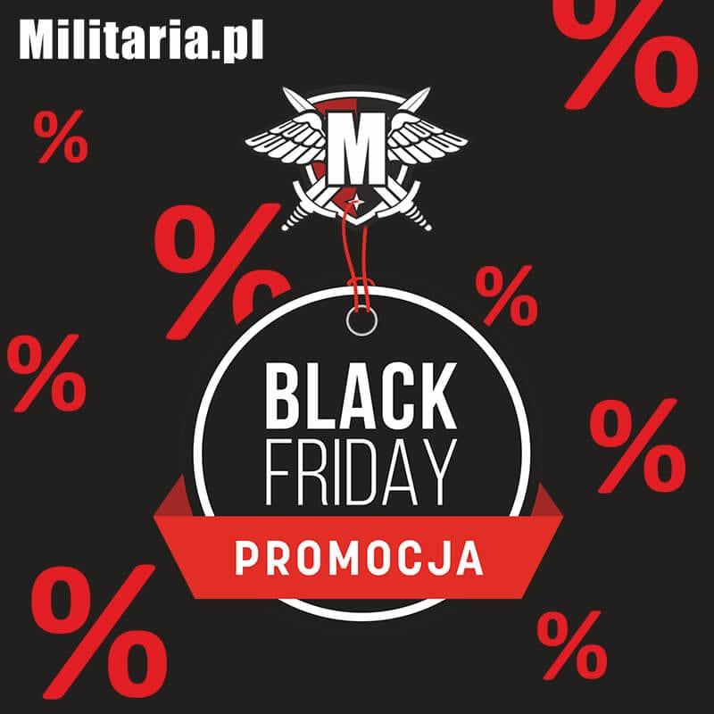 Promocje z okazji Black Friday 2017 w Militaria.pl!