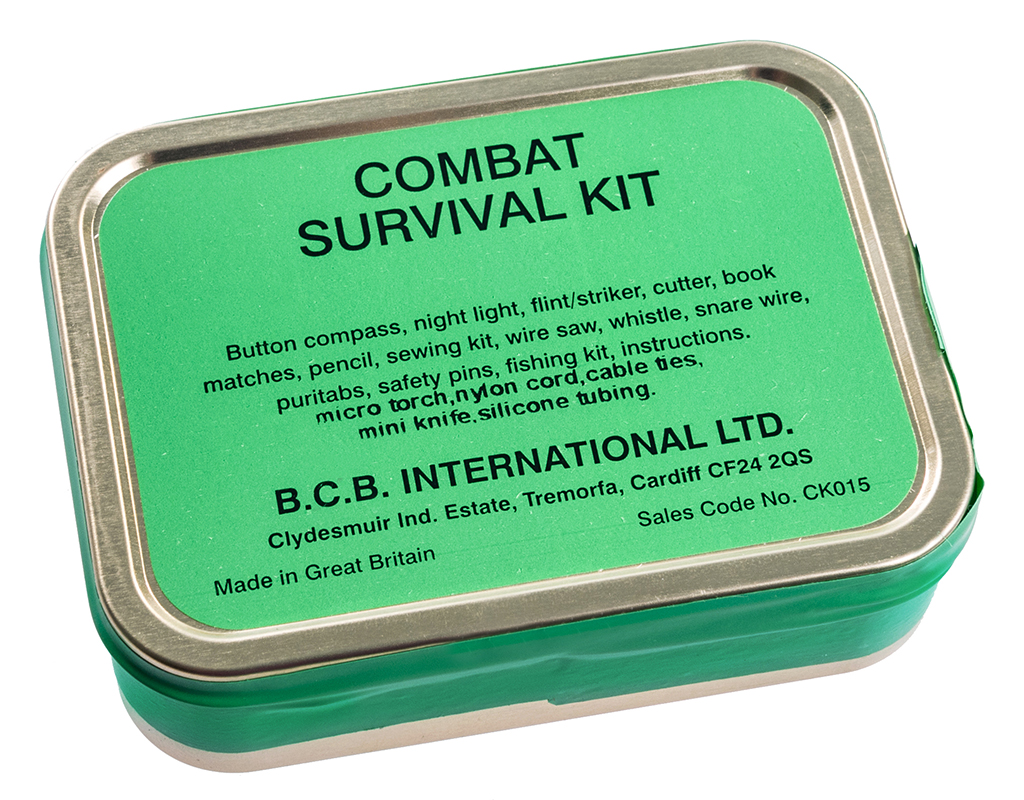 Combat survival kit