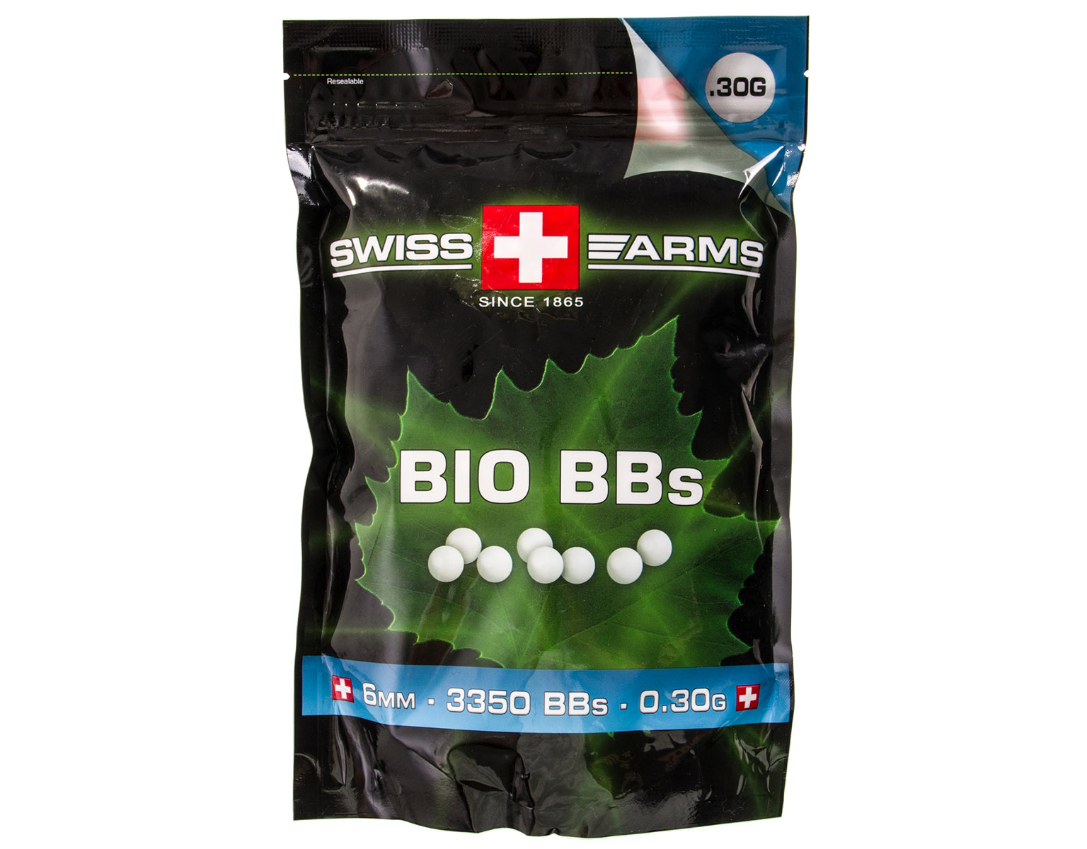 biodegradowalne kulki ASG