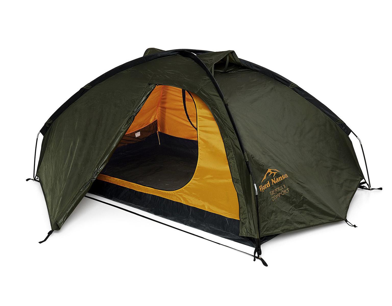 Namiot na leśne obozowanie