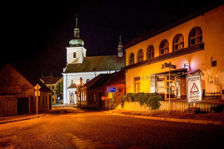 529,5 km na rowerze w dwa dni Veverska Bityska