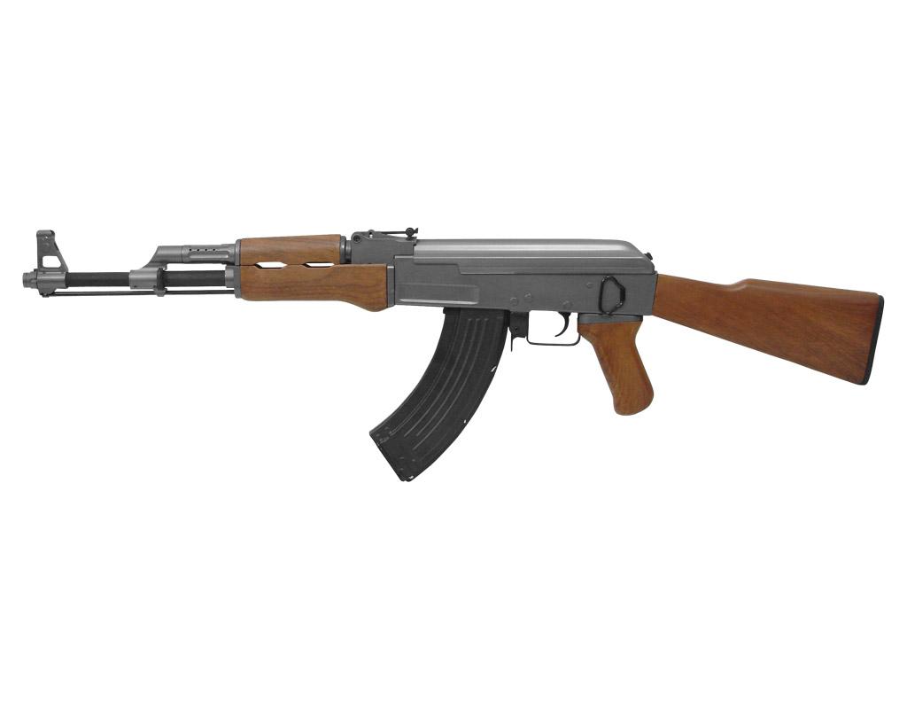 Karabinek szturmowy AEG AK47 Set (CM028)
