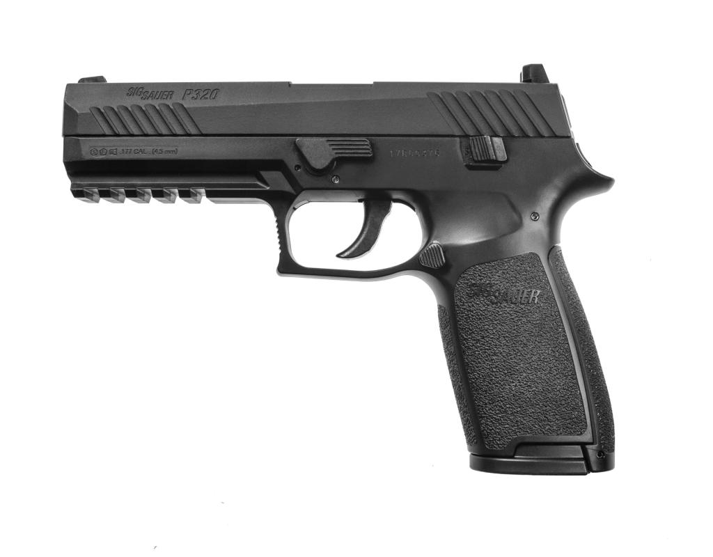 Sig Sauer P320 4,5 mm