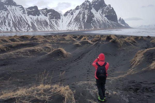 Mateusz Piesiak Islandia