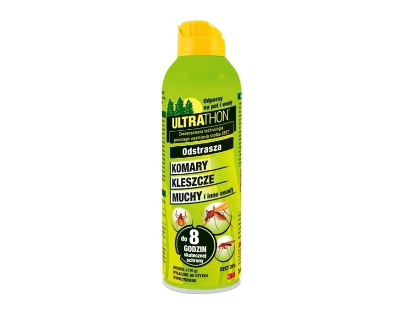 Spray na komary, akcesoria na majówkę
