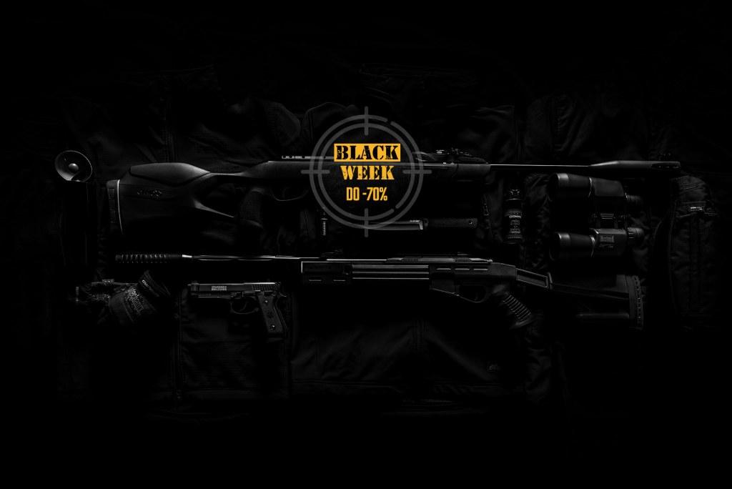 black week 2020 w militaria.pl