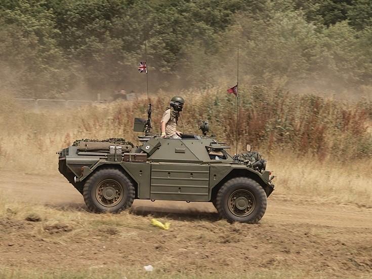 Daimler Ferret Mk1 Liaison