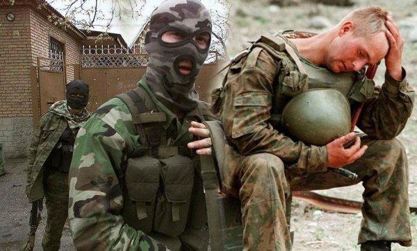 Кто из Российских Солдат Родину Продал на Чеченской Войне